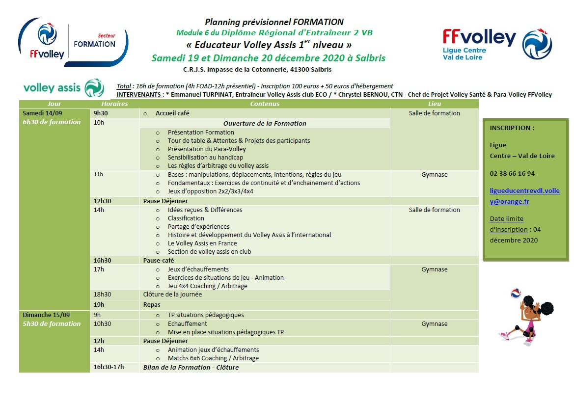 Programme prvisionnel educ volley assis1 19 20122020